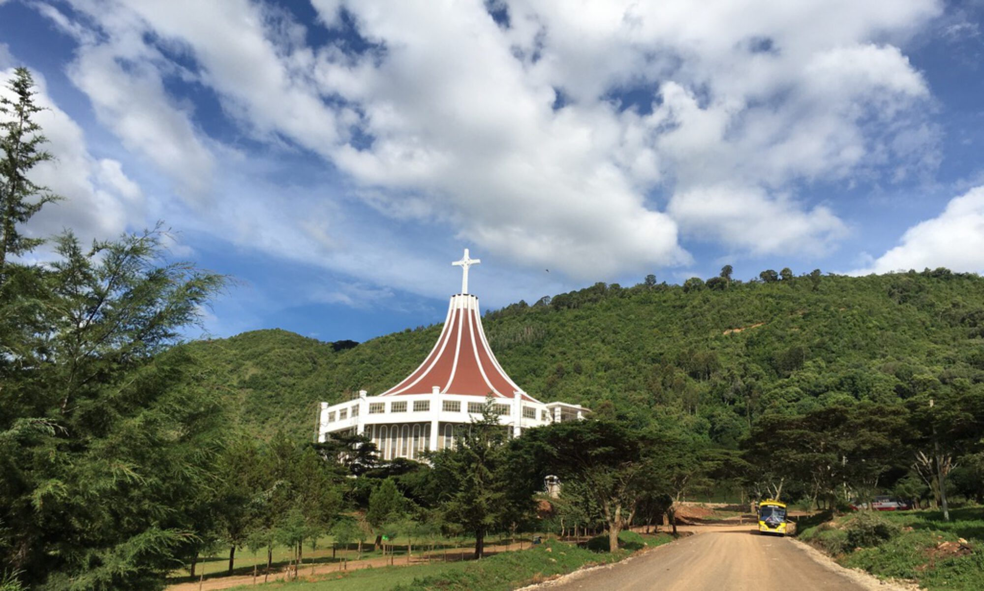 SUBUKIA NATIONAL SHRINE IN KENYA